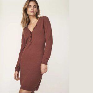 NWT Wine Sweater Dress